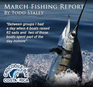 Crocodile Bay Fishing Reports