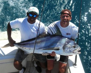 Costa Rica Fishing for Roosterfish