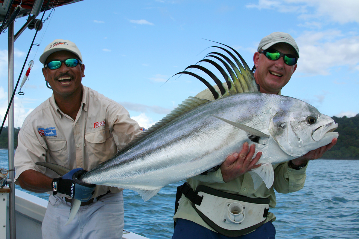 Anglers and Roosterfish