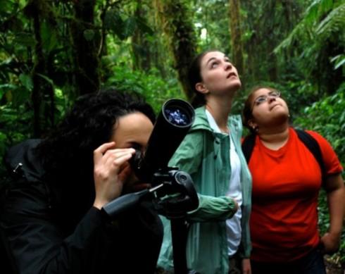 Ecotourist Spotting